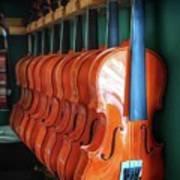 Classical Violins Art Print