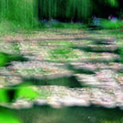Claude Monets Water Garden Giverny 1 Art Print