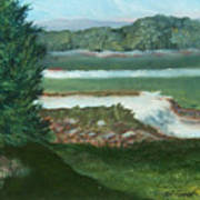 Clear Creek Art Print