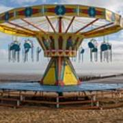 Cleethorpes Beach Art Print