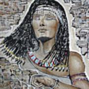 Cleopatra 's Anger Art Print