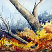 Cletus' Tree Art Print
