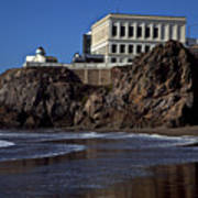 Cliff House San Francisco Art Print by Garry Gay
