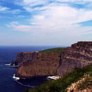 Cliffs of Moher Aill Na Searrach Ireland Art Print