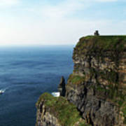 Cliffs Of Moher Ireland Art Print