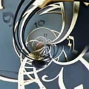 Clockface1  Art Print