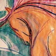 Close Contact Art Print