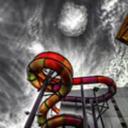 Cloud 9a Art Print