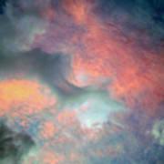 Cloud Abstract 2 Art Print