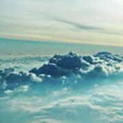 Cloud Art Print