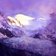 Cloud Peak  Art Print