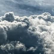 Clouds 3 Art Print