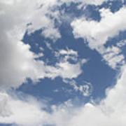 Clouds 31 Art Print