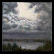 Clouds Number Seven Art Print