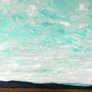 Cloudscape B Art Print