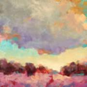 Cloudspangle Art Print
