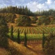Cloverdale Vines Art Print