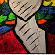 Clowns Art Print