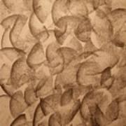 Clusters Art Print