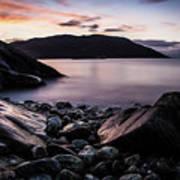 Coast Of Norway Art Print