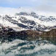 Coastal Beauty Of Alaska 4 Art Print