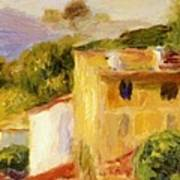 Coastal Landscape 1904 Art Print