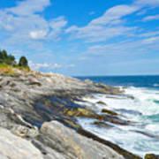 Coastal Maine Art Print
