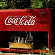 Coca-cola Art Print