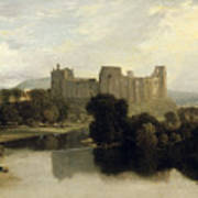 Cockermouth Castle Art Print