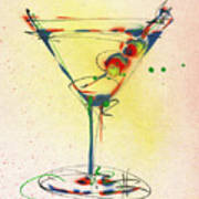 Cocktail #5 Art Print