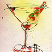 Cocktail #6 Art Print