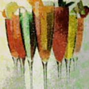 Cocktail Impression Art Print