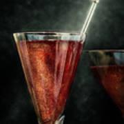 Cocktail Time Art Print