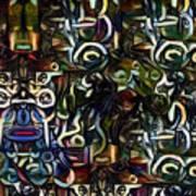 Coctails At Five Art Print