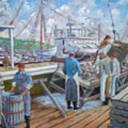 Cod Memories Art Print