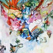 Coffecloud 1 Art Print