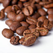 Coffee Beans Art Print