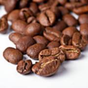 Coffee Beans Print by Gert Lavsen