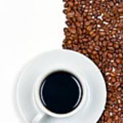 Coffee Print by Gert Lavsen