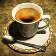 Coffee - Id 16217-152032-0430 Art Print