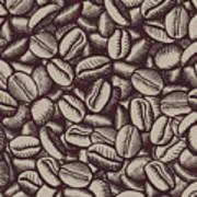 Coffee In Grain Art Print