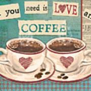Coffee Love-jp3593 Art Print