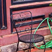 Jonesborough Tennessee - Coffee Shop Art Print