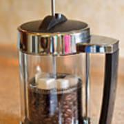 Coffee With Sugar Art Print