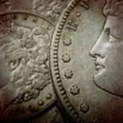 Coin Collector I Art Print