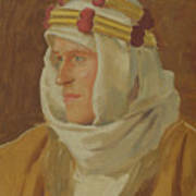 Lawrence Of Arabia - Col. Thomas Edward Lawrence Art Print