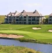 Colbert Hills Golf Course Art Print