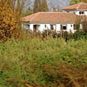 Colchagua Valley Villa  Art Print