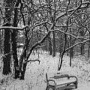 Cold Seat Art Print