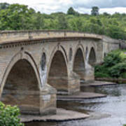 Coldstream Bridge 1807 Art Print